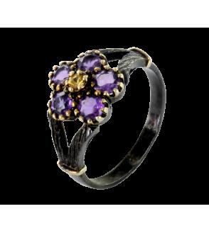 Flower violette