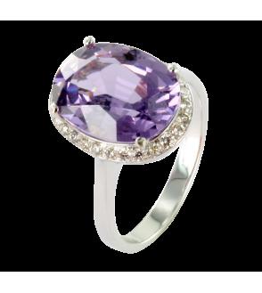 La violette intense